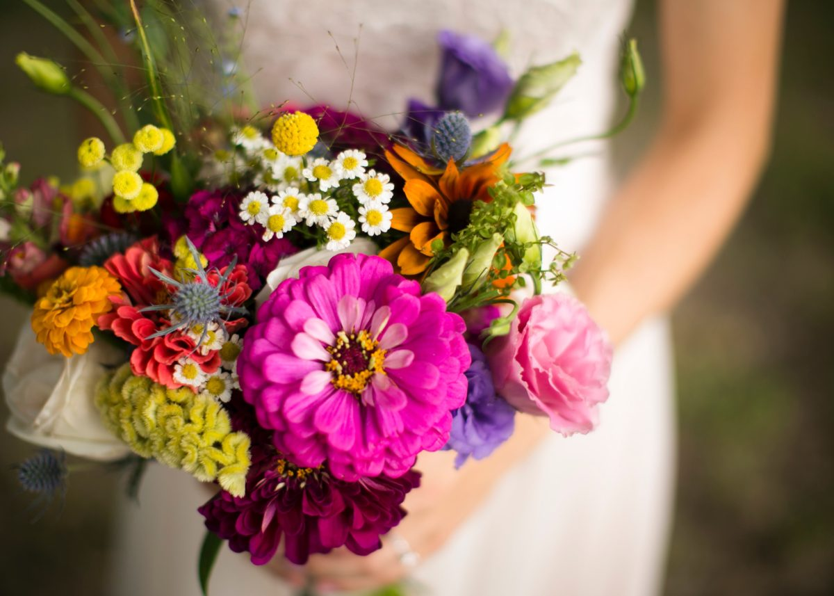 Wedding Flowers Portfolio – Renfrow Farms